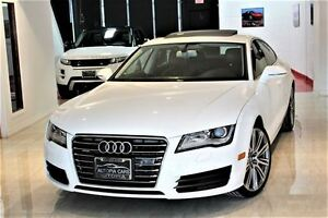 2012 Audi A7 Premium Plus /NAVIGATION/AWD/SUNROOF