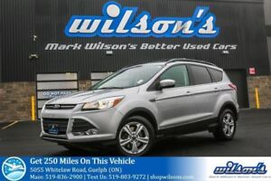 2014 Ford Escape SE SUV! TOW PKG! REAR CAMERA+SENSORS! HEATED SE