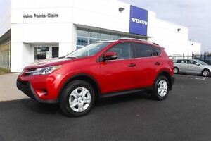 2013 Toyota RAV4 LE - GROUPE ELECTRIQUE- BLUETOOTH- CAMERA RECUL West Island Greater Montréal image 1