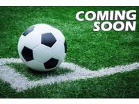 7 A SIDE LEAGUE COMING SOON...