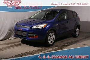 2014 Ford Escape S BAS KMS A/C