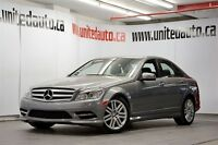 2011 Mercedes-Benz C-Class C250 4MATIC AMG Package Toit Ouvrant