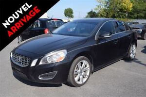 2012 Volvo S60 T5 A/C MAGS TOIT CUIR