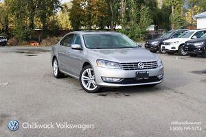 2013 Volkswagen Passat 2.0L TDI COMFORTLINE (DSG) Tech and Sport
