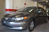 2012 Honda Civic LX 57$/semaine