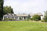 Waterfront Springbank Home!