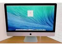 """Apple Imac 27"""" + touchpad and keyboard"""