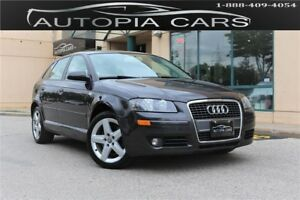 2007 Audi A3 2.0T SPORTBACK /NO ACCIDENT/ CERTIFIED