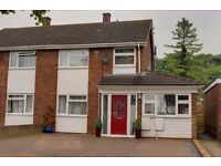 A beautifully presented 3/4 Bedroom property in a popular area of Bletchley