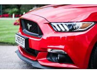 Self Drive Car Hire Rental Ford Mustang (No Deposit)