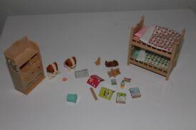 Silvanian toy bundle