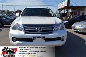 2010 Lexus GX 460 Premium Navigation Camera No Accident