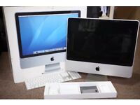 +++GOOD SPEC iMAC 20 inch BOXED 2.7GHz,4-8gb RAM, 250-750gb HD,OFFICE 2016, ADOBE CS6