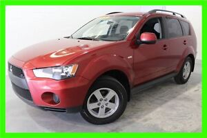 2011 Mitsubishi Outlander ES*AWD+A/C+MAGS+ SIEGES CHAUFFANTS+GRO