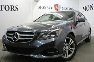 2014 Mercedes-Benz E-Class E300 4MATIC TECH LUXURY PKG NAV PANO