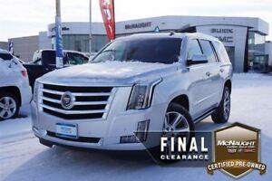 2015 Cadillac Escalade Premium | Rear DVD | Nav | Sunroof