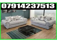 THIS WEEK SPECIAL OFFER BRAND NEW VERONA 3 + 2 OR CORNER SOFA SUITE 5400
