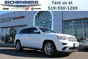 2016 Jeep Grand Cherokee Summit *ECO DIESEL*