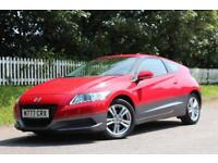 HONDA CR-Z 1.5 I-VTEC IMA S 3d 113 BHP RAC APROVED DEALER (red) 2011