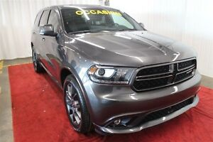 2017 Dodge Durango R/T TOIT, GPS, TOW PACKAGE