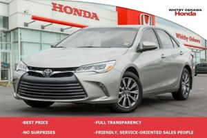 2017 Toyota Camry XLE | Automatic