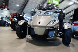 2017 can-am Spyder RT SE6 Limited -