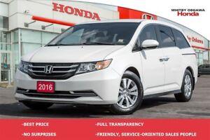 2016 Honda Odyssey EX (AT)