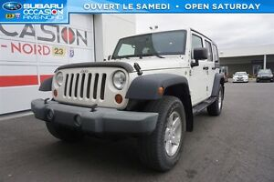2009 Jeep WRANGLER UNLIMITED X 2 TOITS