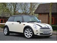 2006 Mini Cooper white 1.6 good spec