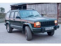 1995 Jeep Cherokee Limited SE Auto