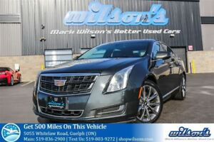 2016 Cadillac XTS LEATHER! HEATED+COOLED SEATS! REMOTE START! RE