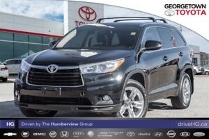 2016 Toyota Highlander LIMITED AWD,POWER SUNROOF,NAVIGATION