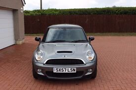 Mini 1.6 (Chili Pack) 2007 Cooper S - 54K Miles