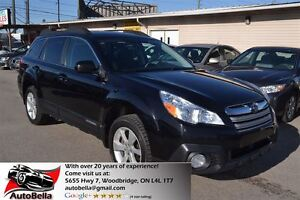 2013 Subaru Outback 2.5i AWD ALLOYS NO ACCIDENT