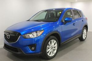 2013 Mazda CX-5 Auto|AWD|Nav|Heated Leather| Sunroof