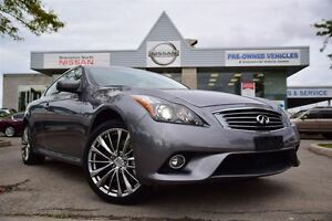 2012 Infiniti G37X Sport *Leather,Navigation,Rear view monitor,P