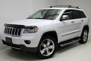 2013 Jeep Grand Cherokee Overland 3.6L * Active Cruise * Navigat