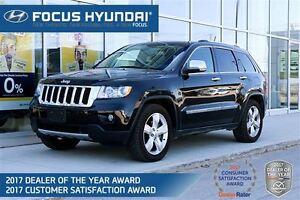 2013 Jeep Grand Cherokee Limited 4D Utility 4WD