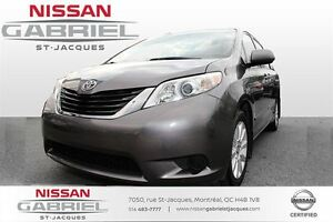 2011 Toyota Sienna LE AWD 7-Pass V6 AWD IMPECABLE JAMAIS ACCIDEN