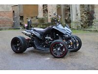 NEW 2017 250CC BLACK ROAD LEGAL QUAD BIKE ASSEMBLED IN UK 17 PLATE OUT NOW!