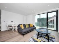 BRAND NEW 2 BED 2 BATH HIGH SPEC APARTMENT - GYM SWIMMING POOL & 24HR CONCIERGE