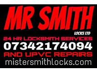 Locksmith - Mr Smith Locks LTD