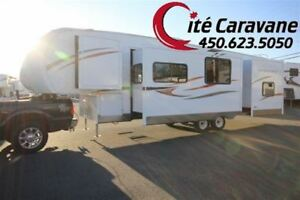 2014 K-Z Sportsmen 315 3 extension ! bunk bed Fifth-wheel