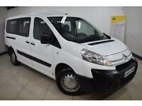 CITROEN DISPATCH 2.0 LX 1200 L2H1 LWB HDI 120 1d 118 BHP (white) 2010