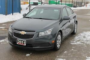 2013 Chevrolet Cruze LT Turbo | Bluetooth | CERTIFIED + E-Tested