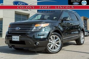 2014 Ford Explorer FORD CERTIFIED, LOW % RATES & EXTRA WARRANTY!
