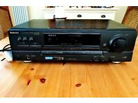 Technics SA-EX140 Stereo Receiver Amplifier. 2 x 100watts