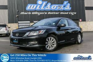 2013 Honda Accord EX-L LEATHER! SUNROOF! BLIND SPOT MONITOR! REA