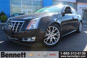 2012 Cadillac CTS Performance - AWD with SUNROOF + BOSE CABIN SU