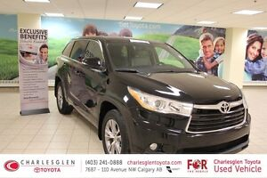 2014 Toyota Highlander AWD LE Convenience Package